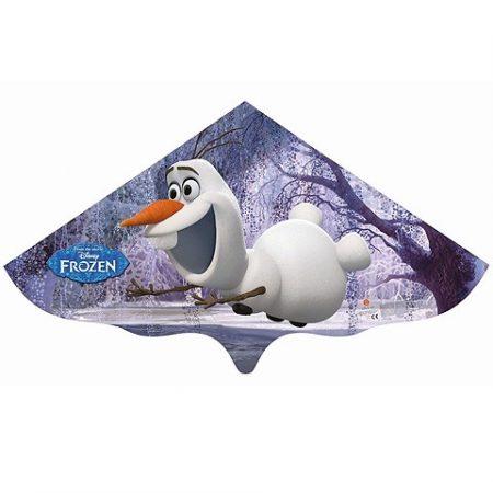 Jégvarázs Olaf sárkányrepülő
