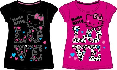 Női póló, felső Hello Kitty