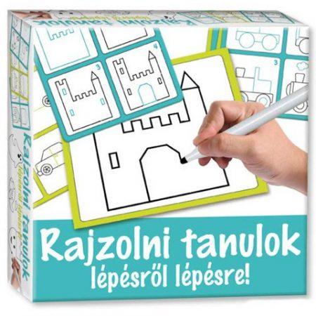 rajzolni tanulok lépésről lépésre - kastély