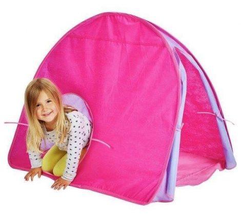 Lányos sátor