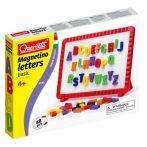 Querecetti mágneses tábla színes betűkkel