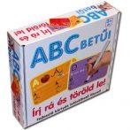 ABC betűi fejlesztő játék