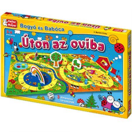 Keller&Mayer Bogyó És Babóca - Úton Az Oviba
