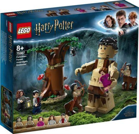 LEGO® 75967 - A Tiltott Rengeteg: Összecsapás Umbridge-dzsel