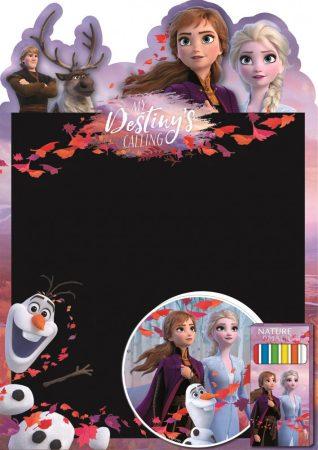 Disney Jégvarázs Törölhető rajztábla
