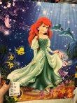 Disney hercegnő Ariel jelmez parókával