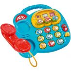 ABC színes telefon