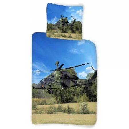 Helikopter ágyneműhuzat 135×200cm, 80×80 cm