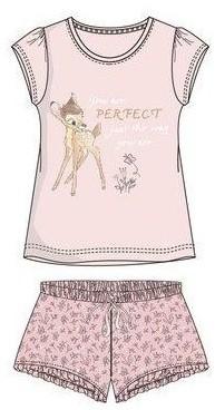 Bambie Női rövid pizsama