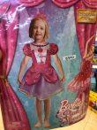 Barbie jelmez tiarával 5-7év