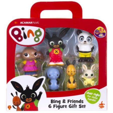 Bing és barátai 6 db-os figura szett