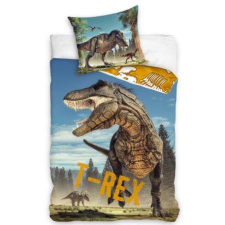 Dinoszaurusz ágyneműhuzat 140×200cm, 70×90 cm