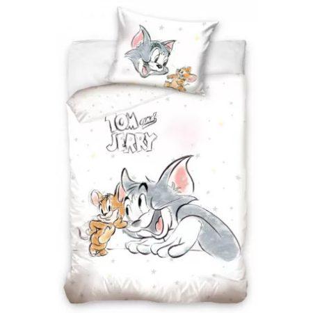 Tom és Jerry Gyerek ágyneműhuzat 100×135cm, 40×60 cm