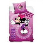 Disney Minnie ágyneműhuzat 140×200 cm, 70×90 cm