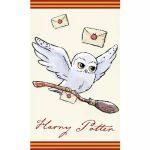 Harry Potter kéztörlő arctörlő, törölköző 30*50cm