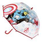 Bosszúállók Gyerek átlátszó esernyő Ø66 cm