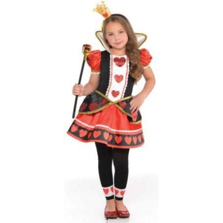 Queen of Hearts, Hercegnő jelmez 4-6 év