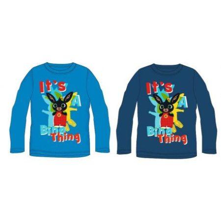 Bing gyerek hosszú ujjú póló 2-6 év