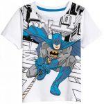 Batman gyerek rövid póló, felső 104-134 cm