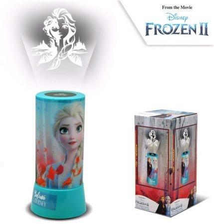Disney Jégvarázs 2 az 1-ben kivetítő, lámpa, éjszakai fény