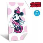 Disney Minnie Teenager fürdőlepedő, strand törölköző 75*150 cm