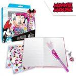 Disney Minnie napló + mágikus toll