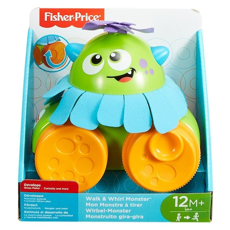 Fisher-Price Gurulós szörnyecske