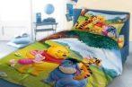 Gyerek ágyneműhuzat Disney Winnie the Pooh 100×135cm, 40×60 cm