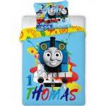 Thomas és barátai Gyerek ágyneműhuzat 100×135cm, 40×60 cm