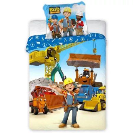 Bob, a mester Gyerek ágyneműhuzat 100×135cm, 40×60 cm