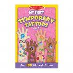 Lányos tetoválás