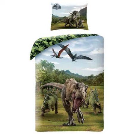 Jurassic World ágyneműhuzat 140x200 cm, 70x90 cm