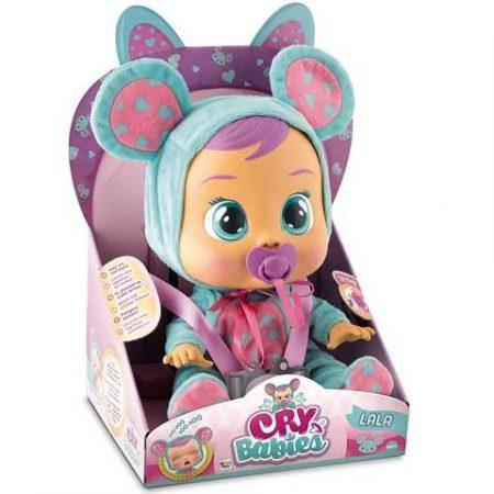 Cry Babies interaktív könnyes baba Lala