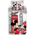 Disney Minnie London ágyneműhuzat 140×200cm, 70×90 cm