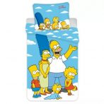 A Simpson család ágyneműhuzat 140×200cm, 70×90 cm