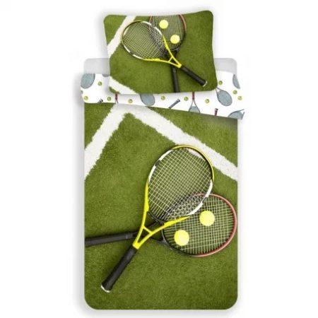 Tenisz, Tennis ágyneműhuzat 140×200cm, 70×90 cm