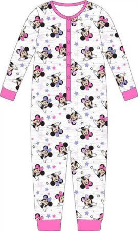 Minnie  gyerek hosszú pizsama, overál 98-116 cm