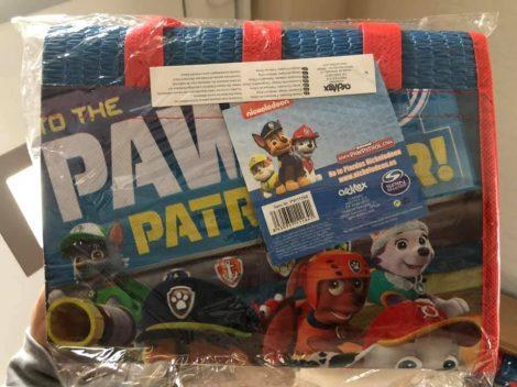 Strandszőnyeg Paw Patrol Mancs Őrjárat