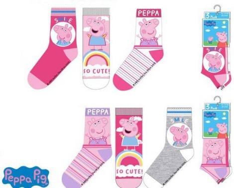 Peppa malac Gyerek zokni 23-34