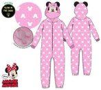 Disney Minnie sötétben világító gyerek hosszú pizsama overál 3év