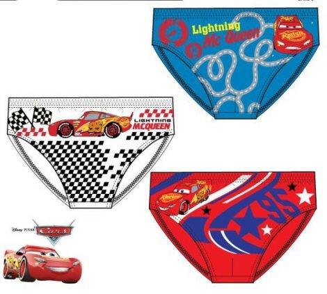 Gyerek fehérnemű, alsó Disney Cars, Verdák 3 darab/csomag
