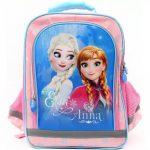 Disney Jégvarázs Iskolatáska, táska 37 cm