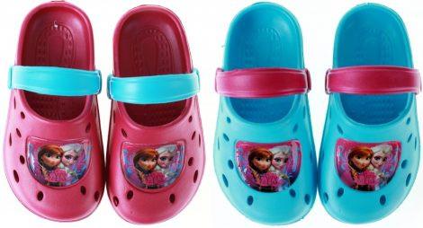 Disney Jégvarázs gyerek papucs clog