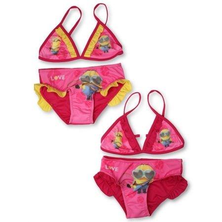 Minions fürdőruha, bikini 3-8 év