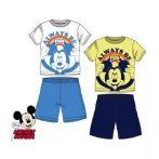 Disney Mickey gyerek rövid pizsama 3-8 év