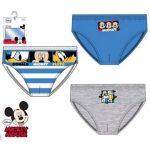 Disney Mickey gyerek fehérnemű, alsó 3 darab/csomag