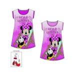 Disney Minnie gyerek rövid hálóing Díszdobozban 3-8 év