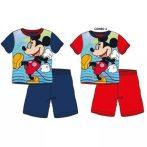 Disney Mickey gyerek rövid pizsama Díszdobozban 3-8 év