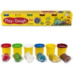 Play-Dough 6db-os gyurma
