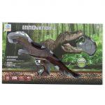 Távirányítós T-rex fénnyel és hanggal